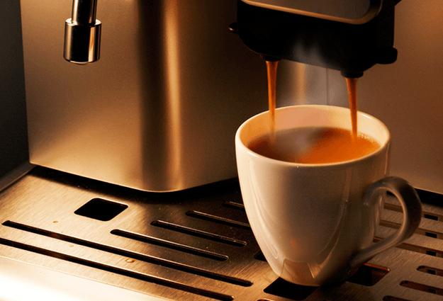 Fornecimento de café