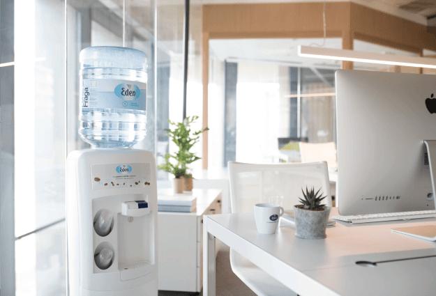 Máquinas de água de nascente para empresas