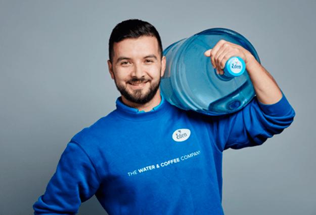 Serviço de água para particulares