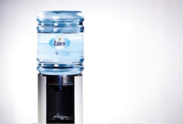 Eden Springs, o melhor fornecedor de máquinas de água em Portugal