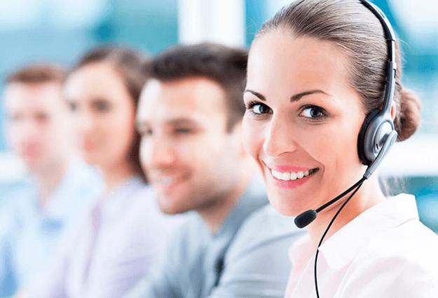 Serviço de Apoio ao cliente